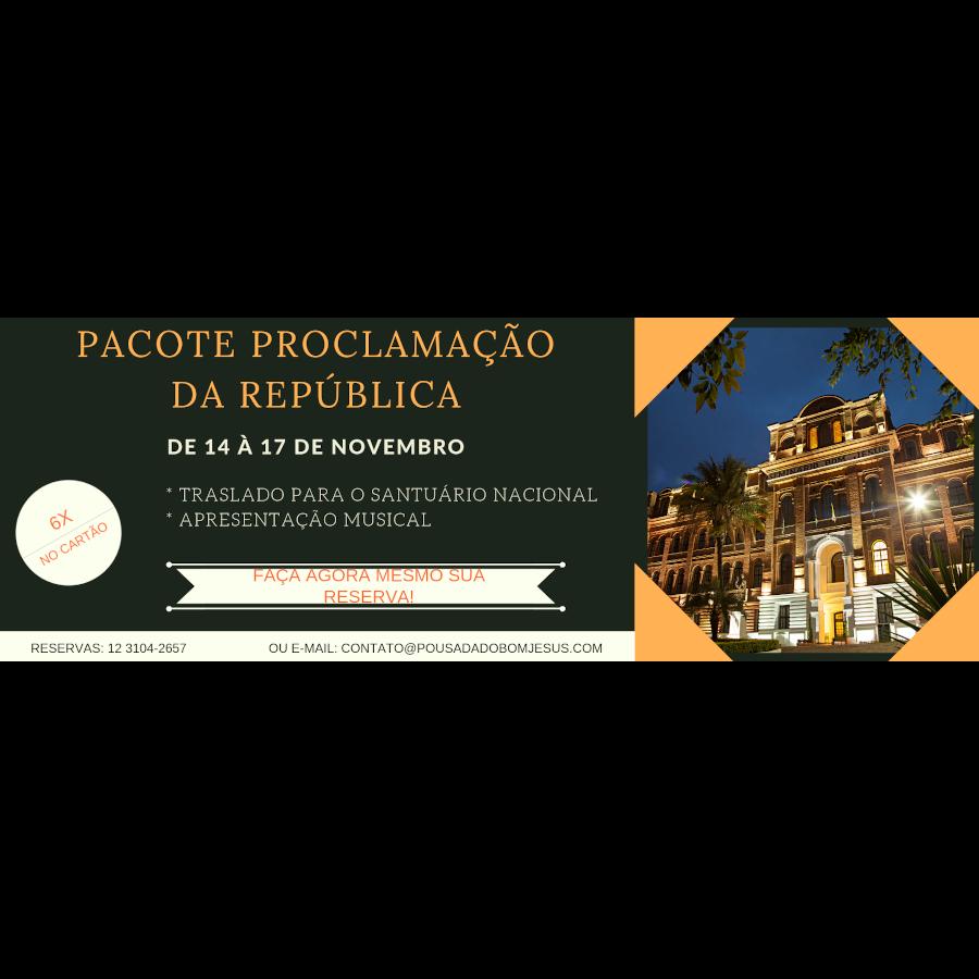 Pacote Proclamação da República