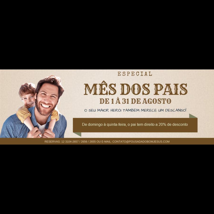 Mês dos Pais